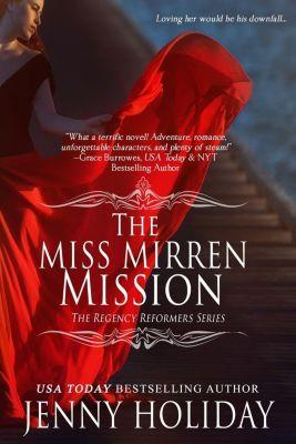 Holiday, J: Miss Mirren Mission, Jenny Holiday