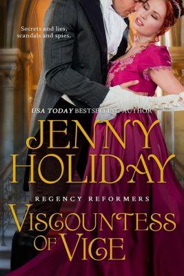 Holiday, J: Viscountess of Vice, Jenny Holiday