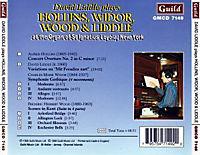 Hollins/Widor/Wood Orgelwerke - Produktdetailbild 1
