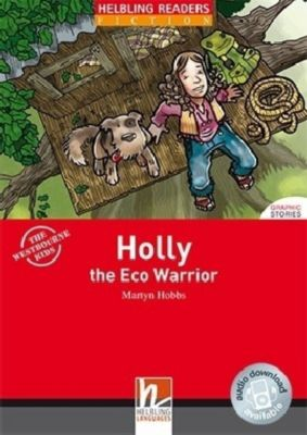 Holly the Eco Warrior, Class Set, Martyn Hobbs