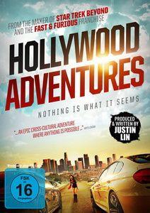 Hollywood Adventures, Tong Dawei, Simon Helberg, Zhao Wei, Sung Kang
