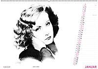 Hollywood Diven in Bleistift 2019 (Wandkalender 2019 DIN A2 quer) - Produktdetailbild 1