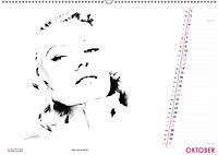 Hollywood Diven in Bleistift 2019 (Wandkalender 2019 DIN A2 quer) - Produktdetailbild 10