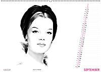 Hollywood Diven in Bleistift 2019 (Wandkalender 2019 DIN A2 quer) - Produktdetailbild 9