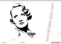 Hollywood Diven in Bleistift 2019 (Wandkalender 2019 DIN A2 quer) - Produktdetailbild 12