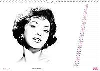 Hollywood Diven in Bleistift 2019 (Wandkalender 2019 DIN A4 quer) - Produktdetailbild 7
