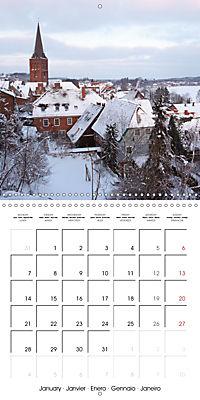 Holstein Switzerland Nature Park (Wall Calendar 2019 300 × 300 mm Square) - Produktdetailbild 1
