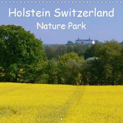 Holstein Switzerland Nature Park (Wall Calendar 2019 300 × 300 mm Square), Veronika Rix