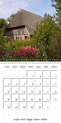 Holstein Switzerland Nature Park (Wall Calendar 2019 300 × 300 mm Square) - Produktdetailbild 8