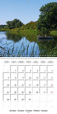 Holstein Switzerland Nature Park (Wall Calendar 2019 300 × 300 mm Square) - Produktdetailbild 10
