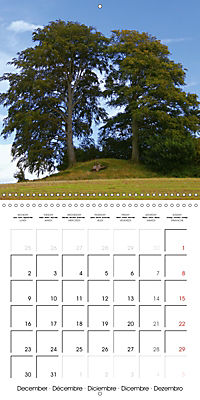 Holstein Switzerland Nature Park (Wall Calendar 2019 300 × 300 mm Square) - Produktdetailbild 12