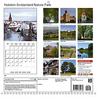 Holstein Switzerland Nature Park (Wall Calendar 2019 300 × 300 mm Square) - Produktdetailbild 13