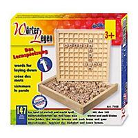 "Holz-Lernspiel ""Wörter legen"" - Produktdetailbild 1"