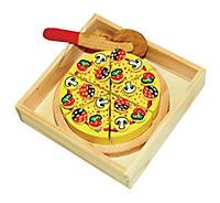 Holz-Pizza-Set, 3-teilig - Produktdetailbild 1