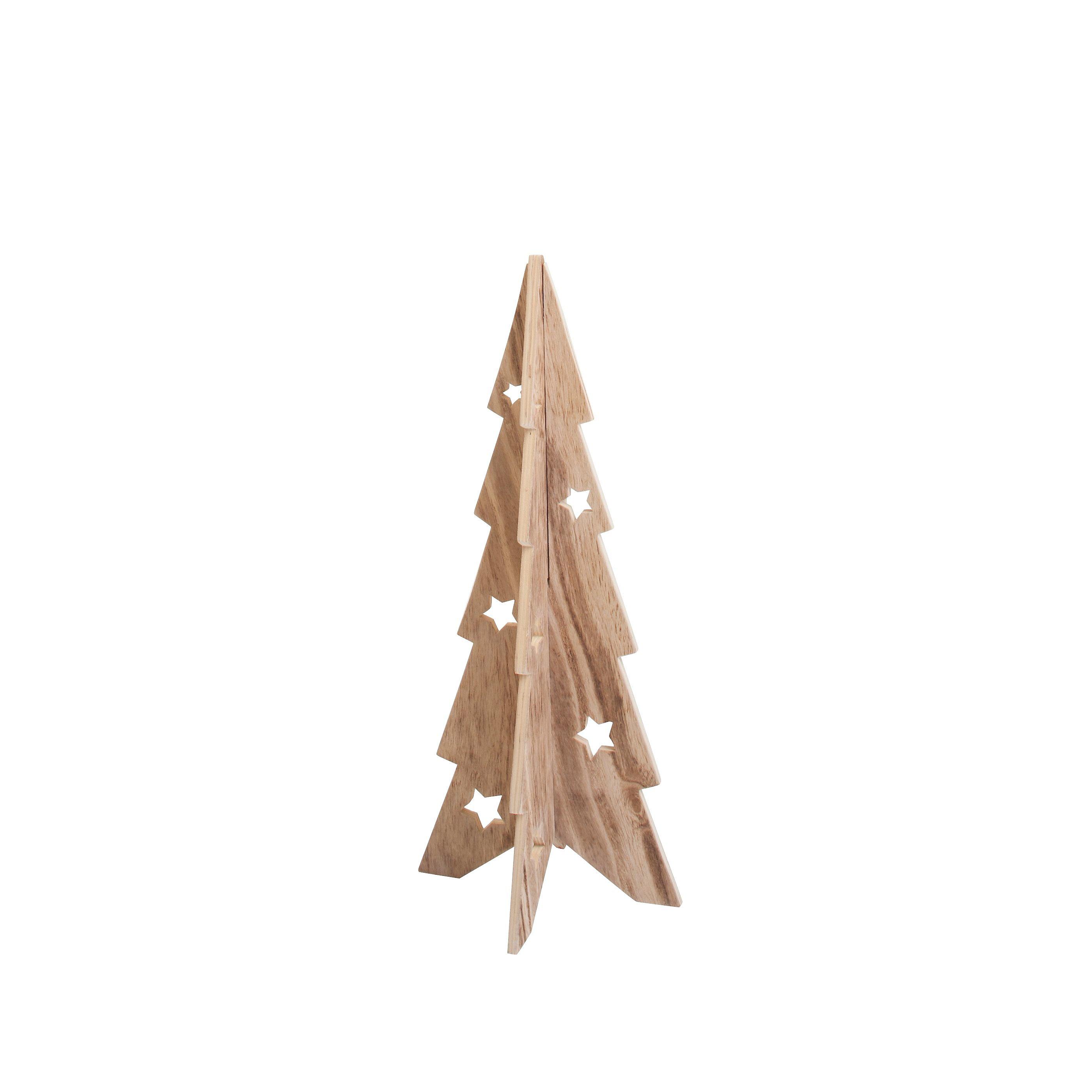 Top Holz-Tannenbaum, 50 cm jetzt bei Weltbild.de bestellen XR44