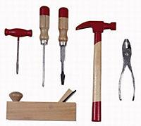 Holz-Werkzeugschrank - Produktdetailbild 1