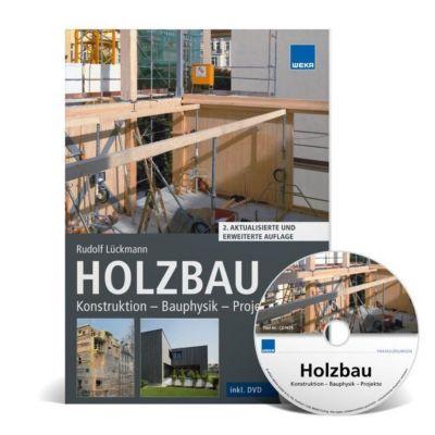 Holzbau, m. CD-ROM, Rudolf Lückmann