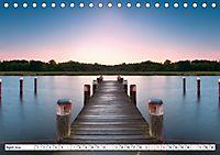 Holzstege am Wasser (Tischkalender 2019 DIN A5 quer) - Produktdetailbild 4