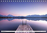 Holzstege am Wasser (Tischkalender 2019 DIN A5 quer) - Produktdetailbild 12