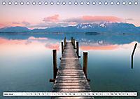 Holzstege am Wasser (Tischkalender 2019 DIN A5 quer) - Produktdetailbild 6