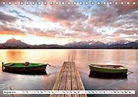 Holzstege am Wasser (Tischkalender 2019 DIN A5 quer) - Produktdetailbild 8