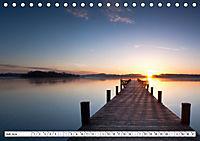Holzstege am Wasser (Tischkalender 2019 DIN A5 quer) - Produktdetailbild 7