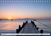 Holzstege am Wasser (Tischkalender 2019 DIN A5 quer) - Produktdetailbild 11