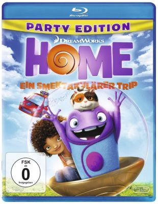 Home - Ein smektakulärer Trip, Tom J. Astle, Matt Ember