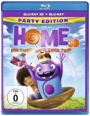 Home - Ein smektakulärer Trip 3D, Tom J. Astle, Matt Ember