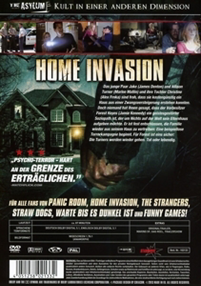 Home Invasion Dieses Haus Gehort Mir Dvd Weltbild De