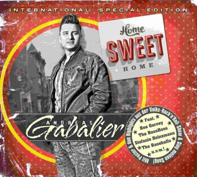 Home Sweet Home (International Special Edition, Digipack), Andreas Gabalier