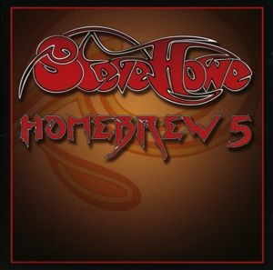 Homebrew 5, Steve Howe