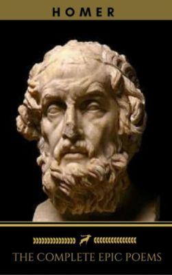 Homer: The Complete Epic Poems (Golden Deer Classics), Homer, Golden Deer Classics