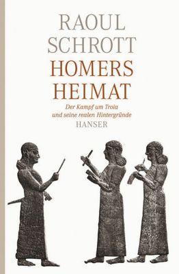 Homers Heimat, Raoul Schrott
