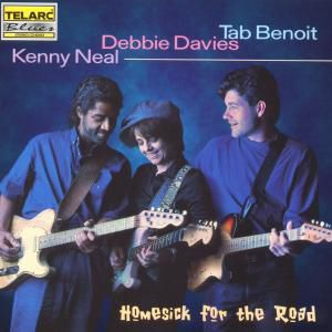 Homesick For The Road, Tab Benoit, Debbie Davies, Kenny Neal