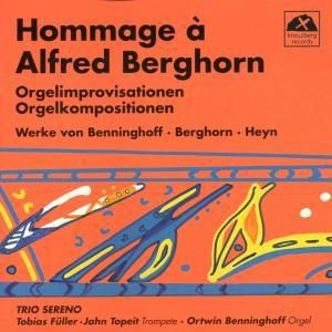 Hommage A Alfred Berghorn Org, Trio Sereno