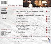 Hommage À Brahms - Produktdetailbild 1
