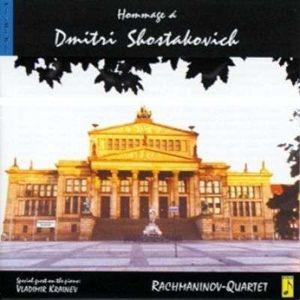 Hommage A Dmitri Shostakovich, Rachmaninoff-Quartett