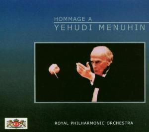 Hommage A Yehudi Menuhin, Royal Philharmonic Orchestra, Yehudi Menuhin