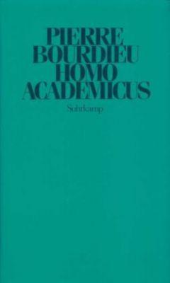 Homo academicus, Pierre Bourdieu