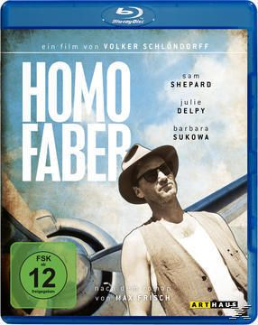 Homo Faber, Rudy Wurlitzer, Volker Schlöndorff
