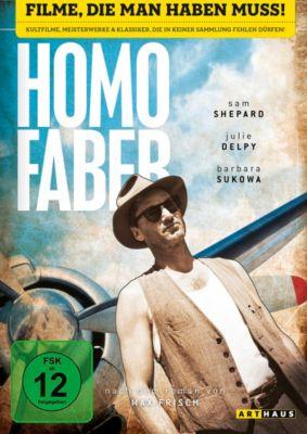 Homo Faber, DVD, Max Frisch