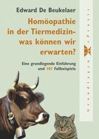 Homöopathie in der Tiermedizin, was können wir erwarten?, Edward De Beukelaer