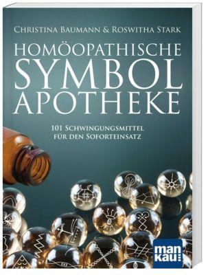 Homöopathische Symbolapotheke, m. Plakat
