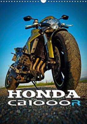 HONDA CB1000R (Wandkalender 2019 DIN A3 hoch), Maxi Sängerlaub