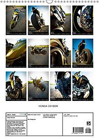 HONDA CB1000R (Wandkalender 2019 DIN A3 hoch) - Produktdetailbild 13