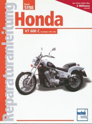 Honda VT 600 C ab 1988