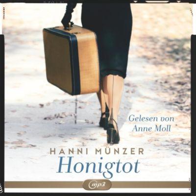 Honigtot, 2 MP3-CDs, Hanni Münzer