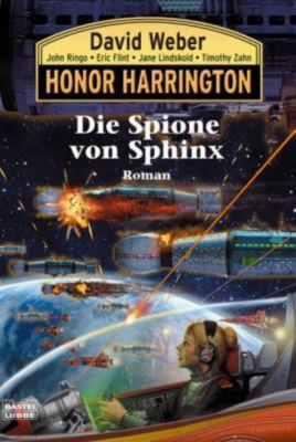 Honor Harrington Band 15: Die Spione von Sphinx - David Weber |