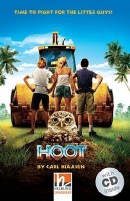 Hoot, m. 1 Audio-CD, Carl Hiaasen, Jane Revell